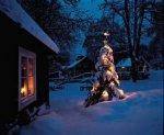 Рождественское гадание на иглах