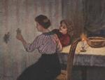 Простые гадания на суженного и на судьбу
